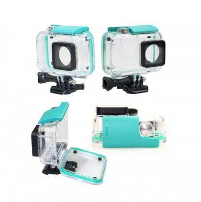 Аквабокс для Xiaomi Yi Camera 4K (зеленый)