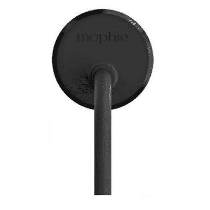 Автомобильное зарядное устройство Mophie Single 2.4A с micro USB кабелем (черный)