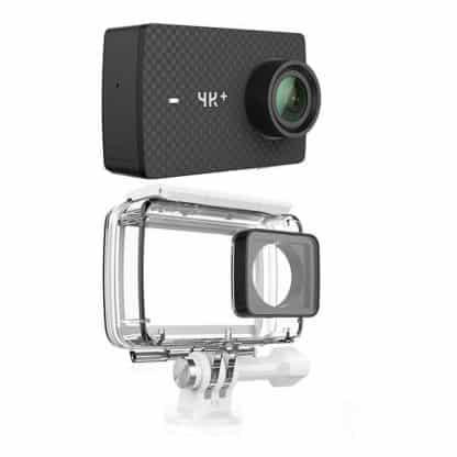 Экшн камера Xiaomi Yi 4k+ Action Camera Комплект с аквабоксом1
