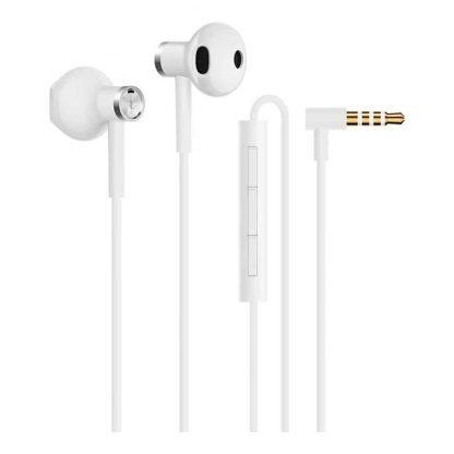 Наушники Xiaomi Mi Dual Driver (White) BRE01JY1
