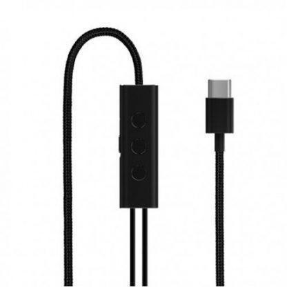 Наушники с шумоподавлением Xiaomi Noise-canceling headphone (Type-C) Black