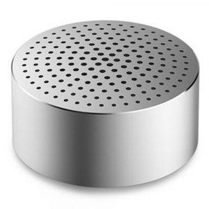Портативная Bluetooth акустика Xiaomi Mi Portable Silver1