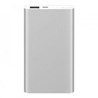 Power Bank Xiaomi Mi Power 2 5000 mAh — Silver (PLM10ZM)1