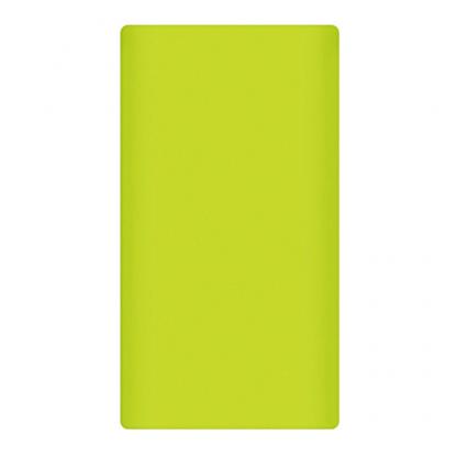 Силиконовый чехол Xiaomi для Powerbank 10 2 - зеленый