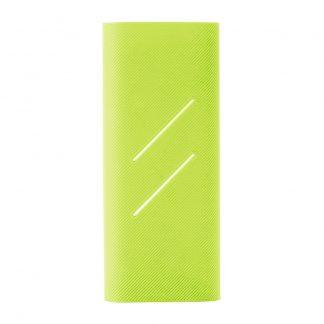 Силиконовый чехол Xiaomi для Powerbank 16 — зеленый