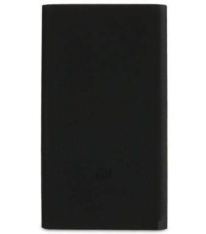 Силиконовый чехол Xiaomi для Powerbank 20 — черный