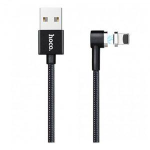USB кабель Type-C Magnetic HOCO U20 (1м) Черный1