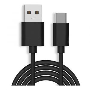USB кабель Type-C Xiaomi оригинал 100% (1м) Черный1