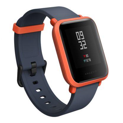 Умные часы Xiaomi AMAZFIT Bip Orange1