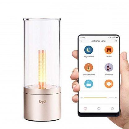 Умный ночник — свеча Yeelight Candela Ambient lamp YLFW01YL