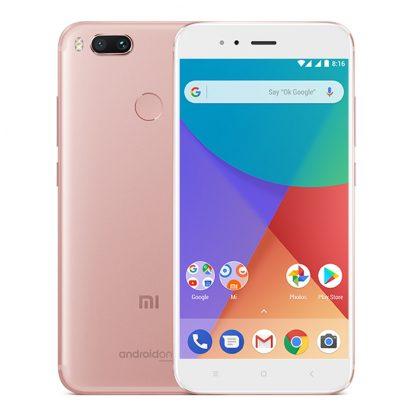 Xiaomi Mi A1 Pink1
