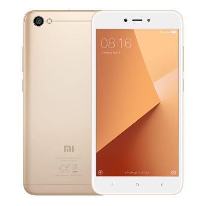 Xiaomi Redmi Note 5A gold1