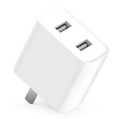 Зарядное устройство Xiaomi 2 USB (White) GDS4045CN1