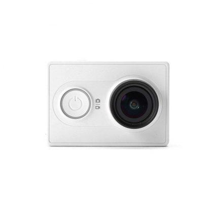 Экшн-камера Xiaomi Yi Action Camera Basic Selfie Stick set Global White - 2