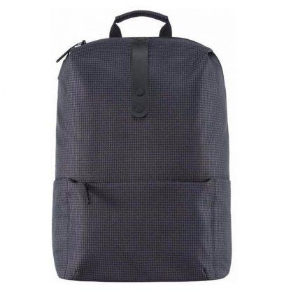 Рюкзак Xiaomi Leisure College Style Black (Черная клетка) - 1
