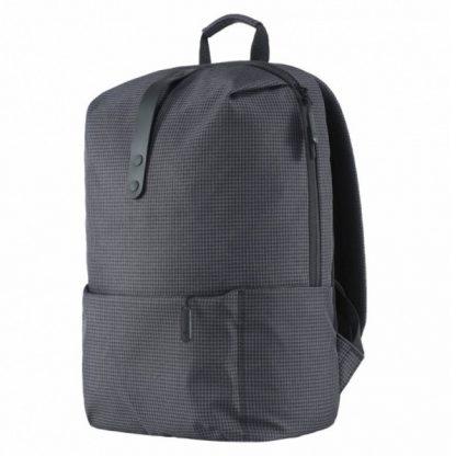 Рюкзак Xiaomi Leisure College Style Black (Черная клетка) - 2