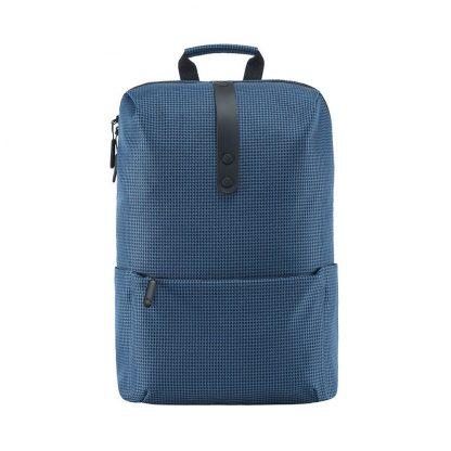Рюкзак Xiaomi Leisure College Style Blue (Синяя клетка) - 1