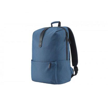 Рюкзак Xiaomi Leisure College Style Blue (Синяя клетка) - 2