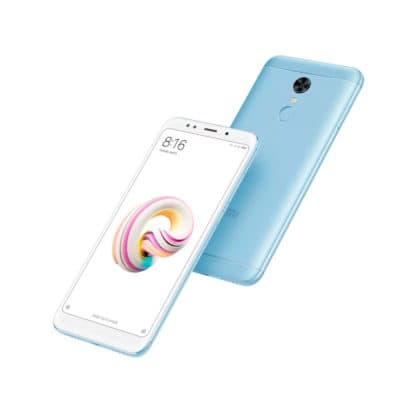 Xiaomi Redmi 5 Plus 32Gb+3Gb Blue - 3