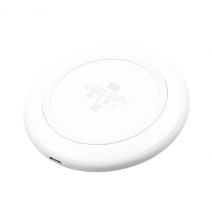 Беспроводное зарядное устройство Xiaomi Wireless Charger MDY-09-FF white1