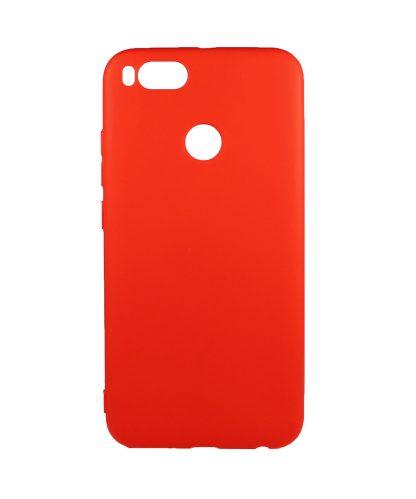накладка силиконовая для Xiaomi A1 красный