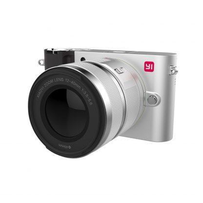 Беззеркальная камера Xiaomi Yi M1 12-40mm F3.5-5.6