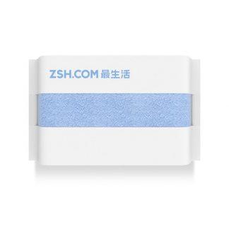 Хлопковое полотенце Xiaomi ZSH Youth Series 140 x 70 — blue