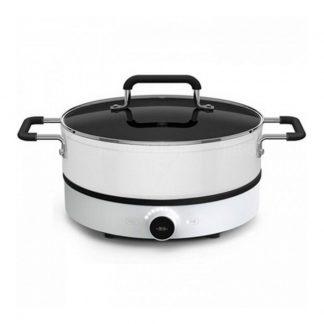 Комплект-индукционная-плита-Mi-Home-Induction-Cooker-и-Рисоварка-Xiaomi-Mijia-Custom-Home-Pan1