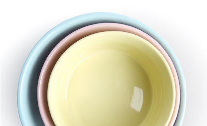 Набор пиал SoColor Porcelain Bowl Fresh three-piece