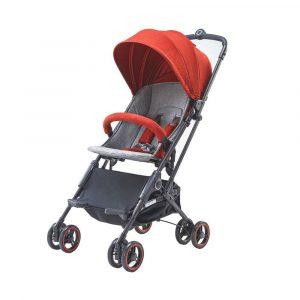 Детская коляска трансформер Xiaomi Light Baby Folding Stroller - 1