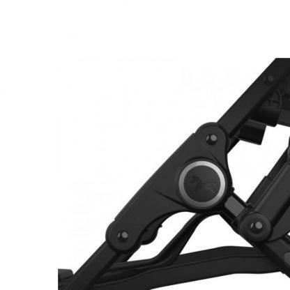 Детская коляска трансформер Xiaomi Light Baby Folding Stroller - 4