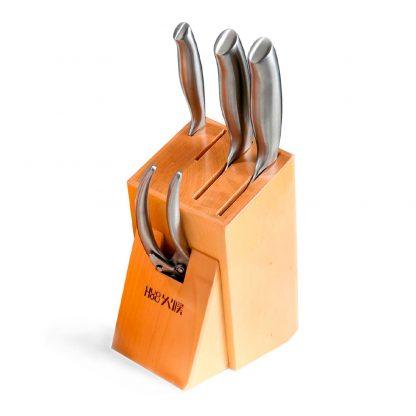 Набор кухонных ножей Xiaomi Huo Hou (5 psc)-1