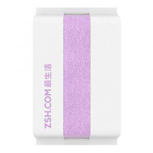Хлопковое-полотенце-Xiaomi-ZSH-Youth-Series-76-x-34-—-purple1