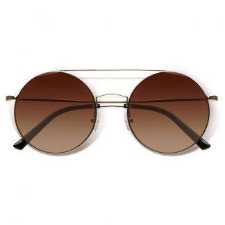 Солнцезащитные очки Xiaomi Turok Steinhardt (Circle) Brown (DMU4032RT) - 1