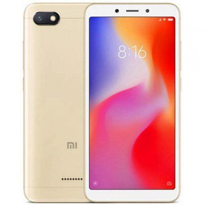 Xiaomi Redmi 6a gold - 1
