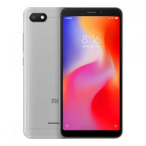 Xiaomi Redmi 6a gray - 11