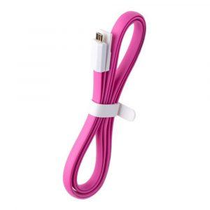 кабель передачи данных micro USB2.0 Xiaomi Mi Micro USB Cable 120cm pink1