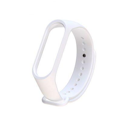 Ремешок для Xiaomi Mi Band 3/4 Белый - 1