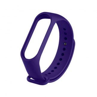 Ремешок для Xiaomi Mi Band 3/4 Фиолетовый - 1
