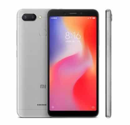 Xiaomi Redmi 6 4/64GB Gray