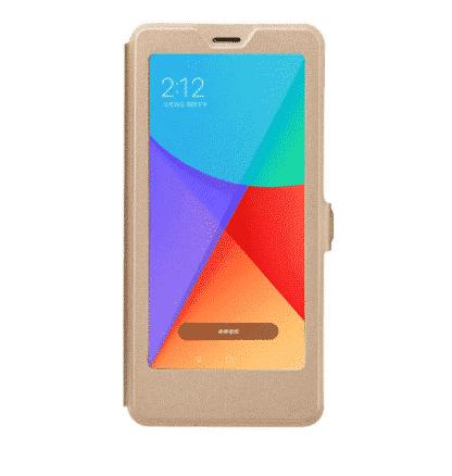 Книжка Xiaomi Redmi 6A золотой