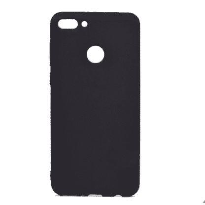 Накладка силиконовая для Xiaomi Redmi 6 черный