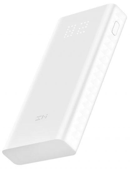 Внешний аккумулятор Power Bank ZMI 20000 mAh white - 1