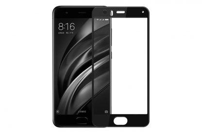 Защитное стекло 3D Xiaomi Mi6 черный