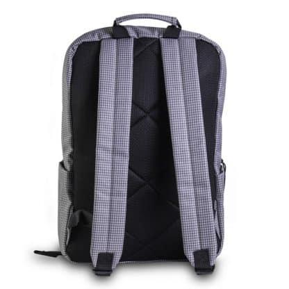 Рюкзак Xiaomi Leisure College Style Black (Серая клетка)