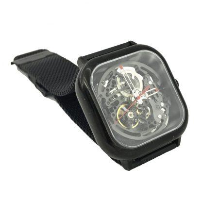 Часы Xiaomi CIGA Design Anti-Seismic Mechanical Watch Wristwatch (Black) квадратные1
