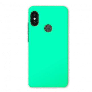 Накладка силиконовая для Xiaomi A2 Lite мятный