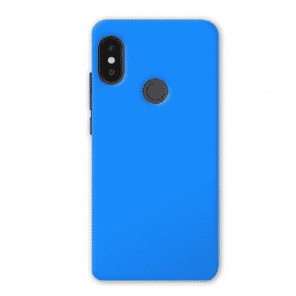 Накладка силиконовая для Xiaomi A2 Lite синий