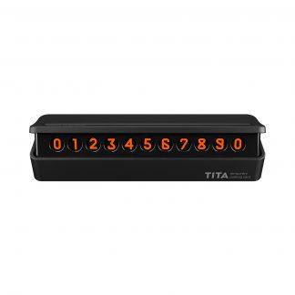 Временная карта парковки BCASE TITA Temporary Parking Card - 1