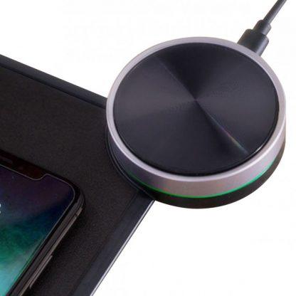 Коврик для мыши с функцией беспроводной зарядки Xiaomi Mi Smart Qi Wireless Charging Mouse Pad - 2